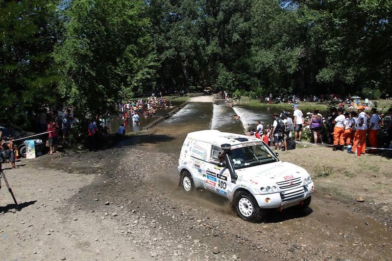 Olmes Dakar Team Bernard Chaubet
