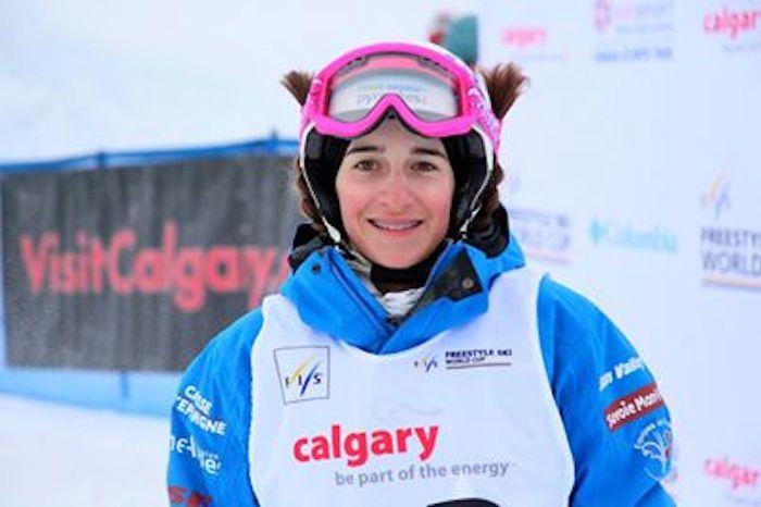 Perrine Laffont Ski de Bosses